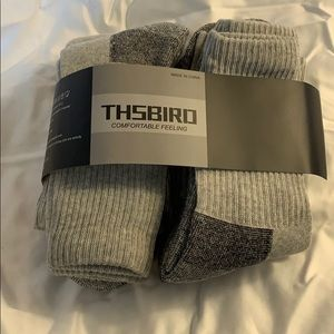 Other - 6 Pairs of Men's Grey socks